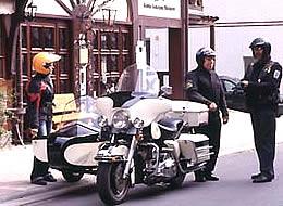 Motorradtouren mit dem Harley-Davidson Gespann durch das Sauerland